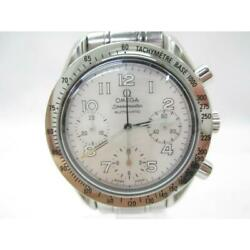 Omega Ref.3834 Speedmaster From Japan Used Watch Excellent Condition [e1019]
