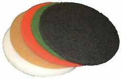 20 Floor Pads Buffer/polisher Thick 1 - Packed 5
