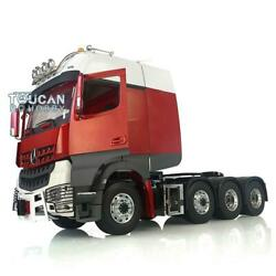 1/14 Scale Lesu Metal Rc Chassis Rack Hercules Hook Actros Cabin Tractor Truck