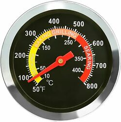 Dozyant Bbq Barbecue Charcoal Grill Pit Wood Smoker Temperature Gauge Grill Pit