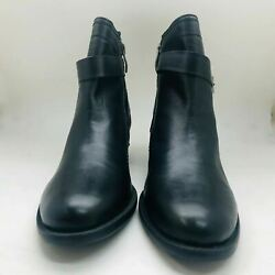 Vince Camuto Vo-beamer Shoes For Her Black Mars Nappa Size 9 M
