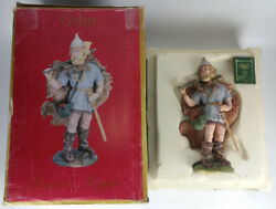 Duncan Royale - Odin - Figurine Statue Collectible With Original Box