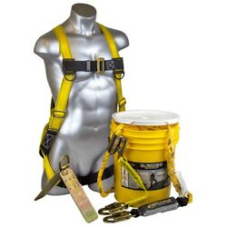 Guardian Fall Protection Bucket Of Safe-tie