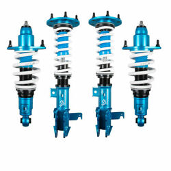 Five8 Industries For 07-11 Honda Crv Cr-v Coilovers Height Adjustable