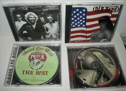 Van Halen Best Of Both Worlds Cd A Different Kind Of Truth David Lee Roth X5