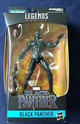 NIB MARVEL LEGENDS BLACK PANTHER 6quot; Figure MBaku Series Black Panther HASBRO