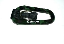 Canon Camera Co. Carabiner D-ring Key Chain Clip Hook Camouflage Aluminum Gift