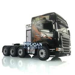 Lesu Metal 88 Chassis Gripen 1/14 Rc Hercules Highline Scaniar730 Tractor Truck