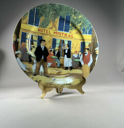 Hotel Mistal Guy Buffet Collection 11 Inch Dinner Plate