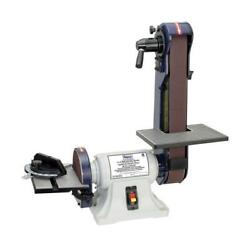 C.h. Hanson Norse 42 In. L X 2 In. W Corded Bench Top Belt And Disc