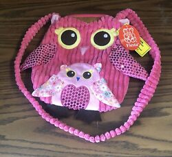 Fiesta Owl Crossbody Girls Purse $10.00