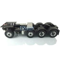 Lesu Man Rc 1/14 Scale 88 Metal Heavy-duty Chassis Tractor Truck For Diy Tamiya