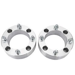 2x 4x137 2 Atv Wheel Spacers 110mm Cb For Commander Can-am Bombardier 800 1000