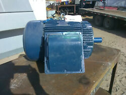 New Teco/westinghouse 40 Hp Motor Model Xpv0404c Explosion Proof - Water Proof