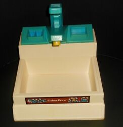 Works Vintage 918 Fisher Price Fun With Food Sink Faucet Pumps Water