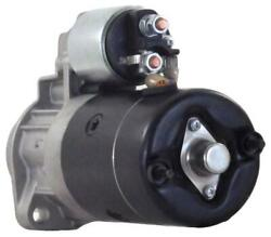 New Starter Motor Fits John Deere Tractor Specialty 76f Orchard Fgv35532054 2.7l