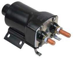 New 24v Solenoid Fits Caterpillar Marine Engine 3512 All 1986-93 1119848 7900sup