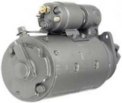 New 10t Cw Dd Starter Fits Fit Clark Tow Tractor Ctad-20 Ctad-30 Ctad-40 675359