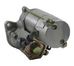 New Starter Fits New Holland Compact Tractor 1920 3415 18508-6520 228000-2970