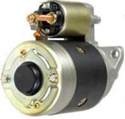 New Starter Fits Ford Ag And Ind Tractors Farm 1000 1500 1600 1700 S1239 185086052