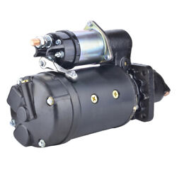 New 10t Starter Fits Case Tractor 3088 3288 D466t 1985 1990322 1993765 1993884