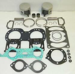 New Platinum Rebuild Kit 1mm Over 1998-2005 Gp 00-01 Xl 2002-2004 Xlt 800cc