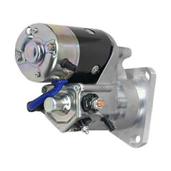 New Imi Starter Fits Yanmar Marine 6ly-utm 6ly2-st 6 Cyl S25142 8ea-737-416-001