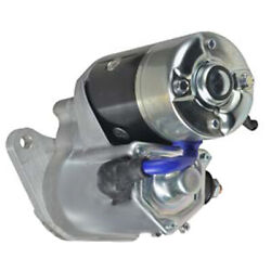 New Imi High Performance Starter Fits Allis Chalmers D Series 262 58-62 Aps3882