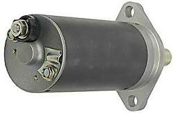 New Starter Motor Fits Yamaha Outboard 9 Hp 15 Hp S106-12 S106-12a S106-07b