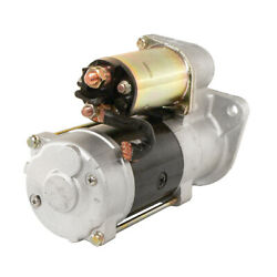 New 12v 9t Starter Fits Bluebird Bus Various By Part Number 2002-2007 19011403