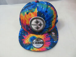New Era 2020 Pittsburgh Steelers Nfl Crucial Catch Hat 9fifty Youth Snapback Cap