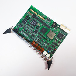 1 Pcs Used Image Recognition Board Compactpci Vp-950c