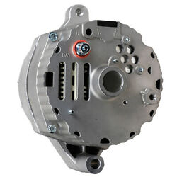 New 12v 63a 1 Wire Alternator Kit Fits Marine Engines D9zf10300aa E1afca 1976482