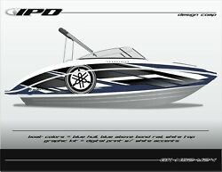 Ipd Ns2 Design Graphic Kit For Yamaha 242 Limited, Sx240, Ar240
