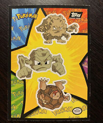 Pokemon Topps Cards Series 1 2 3, Pikachu's Vacation, The First Movie Mewtwo...
