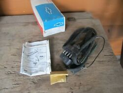 Nos Chevelle Chevy Ll Wagon Truck Trailer Wiring Harness Unit 986337