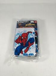 Spiderman Boys#x27; Big Spiderverse Boxer Brief 5 pack Size :6 Print May Vary