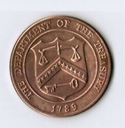 United States Mint Token Coin Denver Colorado The Department Of Treasury 1789