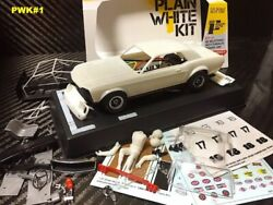 Pioneer Slot Car Pwk3 Ford Mustang Self Assembly Kit 3 Uk Stock