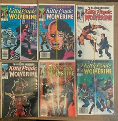 Kitty Pryde And Wolverine 1-6