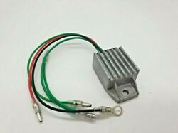 Regulator Rectifier For Yamaha Outboard 4 6 8 9.9 15 20 Hp 2 And 4 Stroke