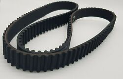 Timing Belt / Cambelt For Yamaha 150 Hp 4 Stroke F150 And03904 And Up Repl 63p-46241-00
