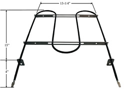Ch5855 For Whirlpool 4334925 Broil Element Electric Range Oven Unit Upper