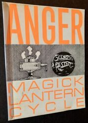Kenneth Anger / Magick Pattern Cycle Special Presentation In Celebration 1st Ed