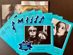German Promotional Package For Andy Warholand039s Film Blue Movie