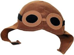 Kidand039s Aviator Hat With Glasses
