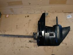 Tohatsu Mariner 40 50 Hp 2st 3 Cylinders Outboard Gearbox Medium Shaft 2001 Up