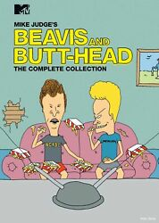 Beavis And Butt-head The Complete Collection