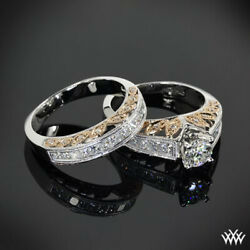 Gorgeous 925 Silver Wedding Ring for Women White Sapphire Jewelry Christmas Gift $2.72