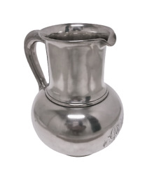Sterling Silver Pitcher / Jug By Dominick And Haff